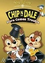 Chip N Dale: Here Comes Trouble * NEW DVD * Animated (Region 4 Australia)