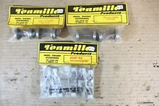More details for tenmille products ag227 g scale narrow gauge wagon bogie & disc wheel set nw
