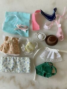 Calico Critters Furniture Dollhouse Clothes & Accessories