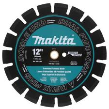 "Makita 12"" Premium Segmented Dual Purpose Diamond Blade T-01264"