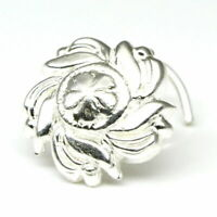 925 Sterling Silver Sun Nose Stud