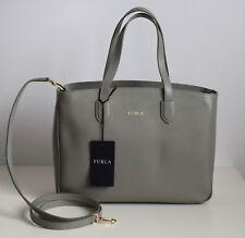 FURLA Damen Tasche Bag PAMELA Saffiano Leder leather AGAVE Größe S