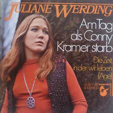 """7"""" 1972 CV! Juliane Werding: il giorno come Conny Kramer morì/MINT -? \"""
