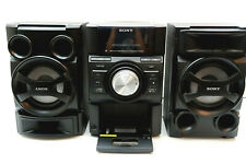New listing Sony Hcd-Ec69i Stereo System with Cd, Ipod Dock, Am / Fm Radio - Sounds Great!