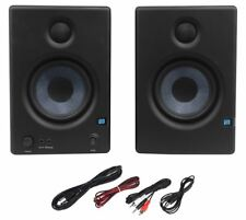 "Presonus Eris E4.5 Active Powered 2-Way 4.5"" Near Field Studio Monitors (PAIR)"
