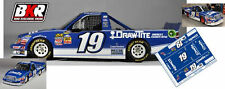 CD_2552 #19 Brad Keselowski  2013 Ford NASCAR Truck  1:43 Scale Decals