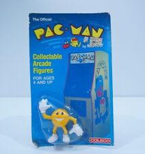 New Vintage 1982 Coleco PAC-MAN Collectible Arcade Figure NIB Pacman Midway 80s