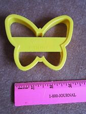 Butterfly Cookie Cutter Insect Bug Wilton Plastic Summer Spring FREE SHIP