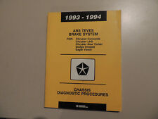 Manual diagnostic Atelier Manuel Concorde New-Yorkais Intrepid Eagle Vision -