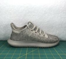 Adidas Originals Tubular Shadow Knit Beige Brown Shoes Sneakers~Men's Size 7