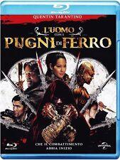 Blu Ray L'UOMO CON I PUGNI DI FERRO - (2012) *** Russell Crowe *** .....NUOVO