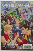 Mighty Captain Marvel 2 2017 NM 1:25 David Nakayama Variant Game