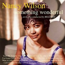 CD NANCY WILSON SOMETHING WONDERFUL GUESS WHO I SAW TODAY TEACH ME TONIGHT etc