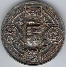 CANADA ON Industrial Exhibition Society of Toronto Silver Leroux 1466 Inv 4003