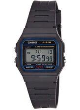 Casio  Retro 33mm, Caja de Acero Inoxidable Negra, Correa de Resina Negra, Reloj
