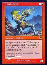 FOIL Sparksmith/scintille fabbro-Onslaught-inglese (EXCELLENT +) * Goblin *