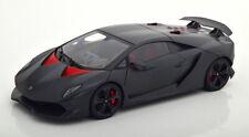 1:18 AUTOart Lamborghini Sesto Elemento 2010 carbon-grey/red