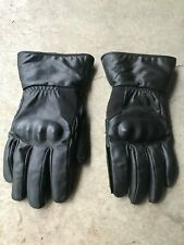 Street and Steel Motorcycle Gloves Unisex Size XL