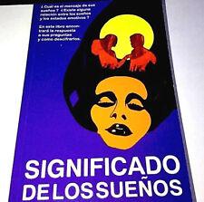 SIGNIFICADO DE LOS SUEÑOS - Spanish Suenos Analisis y Secretos Wicca Espiritismo