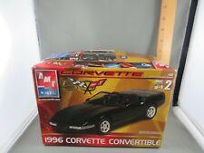 1996 Corvette Convertible Collector Edition Model Kit 1/25 Scale