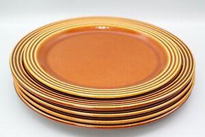 Hornsea Pottery 4 dinner 1 side plate