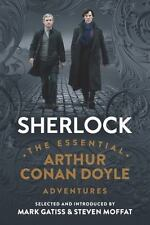 SHERLOCK - DOYLE, ARTHUR CONAN, SIR/ GATISS, MARK (COM)/ MOFFAT, STEVEN (INT) -
