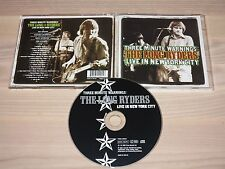 The Long Ryders CD - Three Minute Warnings: Live In New York City in MINT