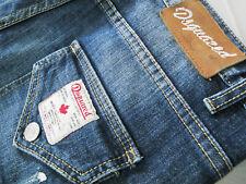 HOT ITALY Men's DSQUARED2 @ Slim SKINNY STRETCH DARK Denim Jeans Sz 46 or 31 x29