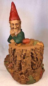 WISHBONE-R 1997~Tom Clark Gnome~Cairn Studio Item #5334~Edition #69~Wishes