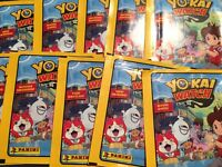 19 Packets Packs of Yo-Kai Watch 2 New Friends Stickers Panini Party Bag Filler