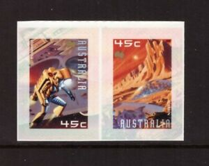 Australia 2000 Space/ Conquering of Mars set MNH mint stamps