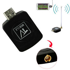 Mini Micro USB DVB-T2 & DVB-T TV Tuner Stick Dongle Receiver for Android Device