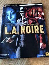 L. A. Noire Brady Strategy Guide