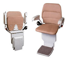 STANNAH 300 STAIR LIFT WITH POWER SWIVEL SEAT FULL INSTALL: MOBILITY EQUIPMENT