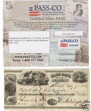 Eliphalet Remington Partly-printed Bank Check