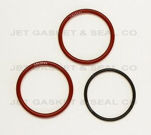 Jet Diesel Brand 3508 3512 3516 FUEL INJECTOR O-RING SET SEAL KIT PACK OF 8