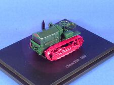 UH 1/43 METAL TRACTEUR Chenillé CLETRAC K20 1930