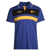 West Coast Eagles 2018 AFL Premium Polo Shirt Sizes S-5XL BNWT WINT