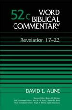 Word Biblical Commentary; Revelation 17-22, VOL 52c, David E. Aune, Good Book