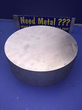 "6061 T651 Aluminum Round Bar 9""Dia x 2.625""-Long NEW  --- LATHE STOCK"