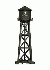 Wasserturm U.S. Army Militär mit rotem Warnlicht/Blinklicht Sp H0 Modelpower 632
