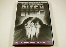 Pitch Black Dvd Unrated Director's Cut Vin Diesel, Radha Mitchell, Cole Hauser