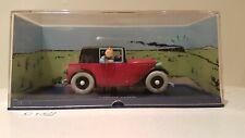 Tim und Struppi Tintin Auto Spider Coupe´ aus Arumbaya Fetisch bespielt (C132)
