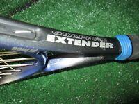 Tennis Prince Graphite Extender Tennis Racquet Large Sweet Spot Needs 4 3/8 Grip