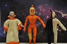 MEGO Vintage Star Trek Figures Mugato, Cheron and the Keeper lot