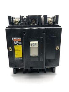 Merlin Gerin Compact C100E 60Amp Triple Pole MCCB Circuit Breaker 50Amp 40Amp