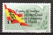 Spain - 1978 New constitution - Mi. 2399 MNH
