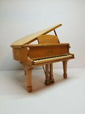Lester Miniature Dollhouse Decorative Piano