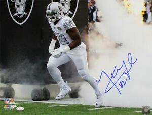 Khalil Mack Autographed/Signed Oakland Raiders 16x20 Photo JSA 12194 PF