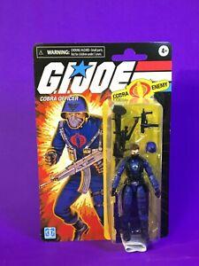 GI Joe: Retro Collection - Cobra Officer 3.75 inch Action Figure
